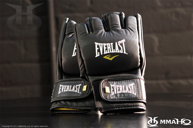 Pro Competition MMA Gloves